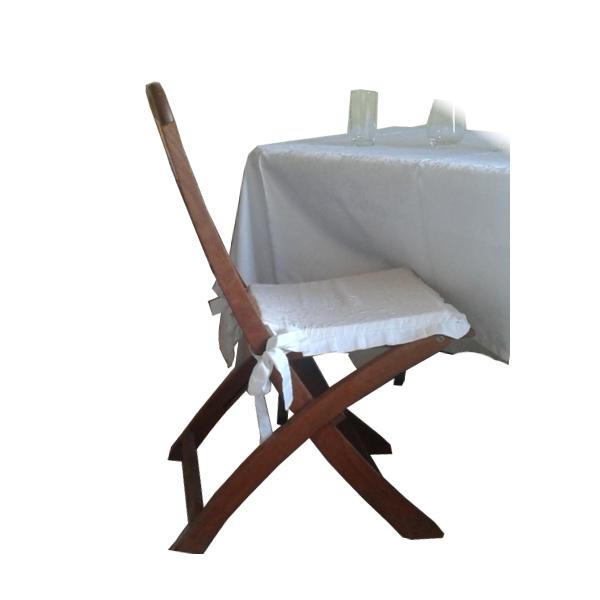 galette coussin de chaise alokatu. Black Bedroom Furniture Sets. Home Design Ideas